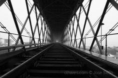 Viana do Castelo | Tabuleiro Ferroviário da Ponte Eiffel