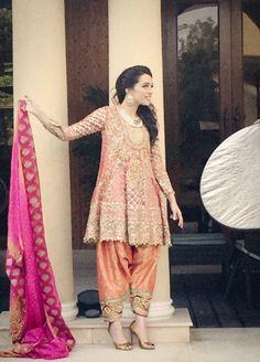 Farah Talib Aziz A/W'15 Bridal Campaign