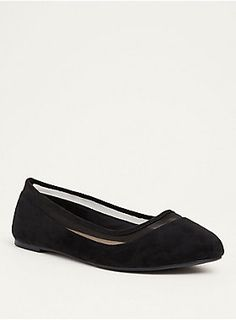 003ebfc29dfb The easiest way to spice up your flats routine  Just add mesh! These black