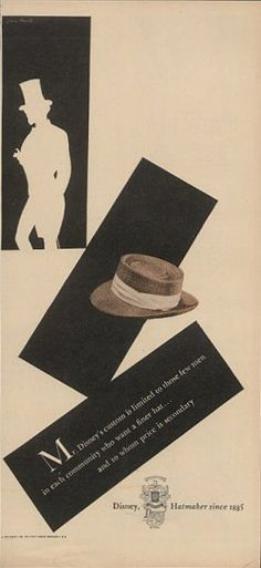 Disney Hats 7 - Paul Rand