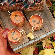Smoky Red Pepper Soup | MyRecipes.com