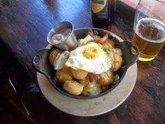 """When done """"correctly,"""" Flying Saucer's Loaded Rocket-Tots are okay yet far from a joy to eat."""
