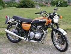 1972 Honda 500 Four K1