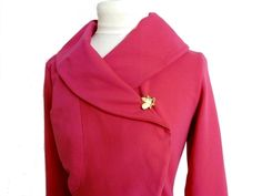 Women Sweat Jacket,with large Volants/pink. Available in size XS-L