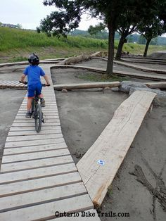 easy boardwalks for kids