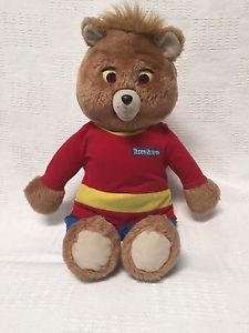 Teddy Ruxpin 1998 Bear With Cassette Story THE Airship   eBay