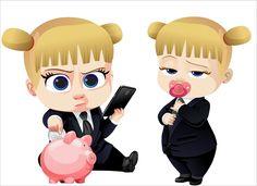 Imagem relacionada Barbie Em Paris, Boss Birthday, Boss Baby, Disney Food, Party Printables, Little Babies, Cute Pictures, Mickey Mouse, Pints