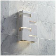 "Possini Euro Design 10"" High Cutout Wall Sconce - #72660 | www.lampsplus.com"