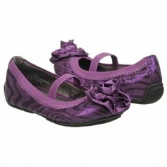 Me Too Lil Avery Tod Shoes (Purple) - Kids' Shoes - 8.5 M