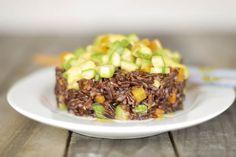 riso selvaggio, curcuma, primi piatti, spezie