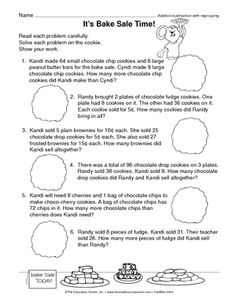 math worksheet : 1000 images about math word problems on pinterest  word problems  : The Moral Of The Story Math Worksheet