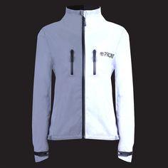$140 USD Proviz REFLECT360 - reflective cycling jacket - hi vis cycling jacket - high visibility cycling jacket - most reflective waterproof