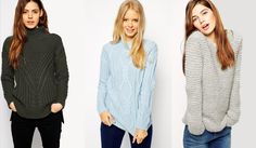 Sweater Guide: Fall/Winter Sweater Essentials - Basic Sweaters