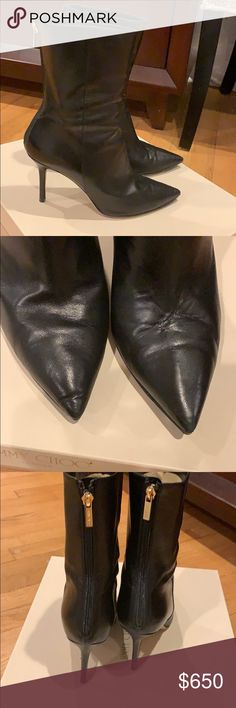 aee3fc2bcba3ba Authentic Jimmy Choo boots Worn but in good condition - see pictures and  ask any questions · Jimmy Choo Shoes3 Inch HeelsBootie BootsAnkle ...