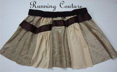 Rey Star Wars inspired  Running Misses circle skirt.  jumpsuit inspired,   desert-scavenging skirt,  costume. Jakku scavenger,  droid BB-8 by RunningCouture on Etsy https://www.etsy.com/listing/270266765/rey-star-wars-inspired-running-misses