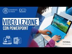 Registrare una video lezione con PowerPoint in pochi passi (KIRO Univers. Flipped Classroom, E Learning, Software, Dads, Coding, Internet, Teacher, Student, Marketing