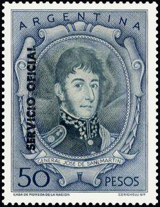 José Francisco de San Martín (1778-1850), ovpt.
