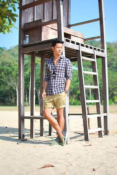 Greetings from Hamilo Coast! Staying in this beautiful resort for a campaign shoot for one of my favorite brands. People Around The World, Real People, Floral Print Shirt, Floral Prints, Preppy Look, Summer Looks, Seaside, Mens Fashion, Daily Fashion