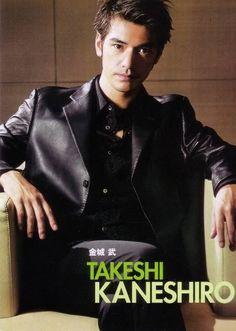Takeshi Kaneshiro  Actor y modelo taiwanés