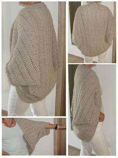 One Piece Fold and Seam Knitting Patterns | Knitting 2 ...