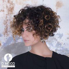 Capelli Corti Ricci Curly Hair Capelli Ricci Corti Nel 2019