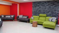 Sedacia súprava VIKTORIA - Sofaland Outdoor Sectional, Sectional Sofa, Outdoor Furniture Sets, Outdoor Decor, Showroom, Home Decor, Corner Sofa, Interior Design, Home Interiors