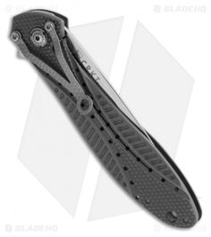 "CRKT Ken Onion Eros Titanium Folding Knife (3"" Satin Plain) K455TXP"