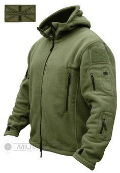 ZOGAA Brand new Military Men Fleece Tactical Jacket overcoat Men Outdoor Polartec Thermal Windbreaker mens jackets and coats. Tactical Wear, Tactical Jacket, Tactical Clothing, Men's Clothing, Tactical Gloves, Safety Clothing, Running Clothing, Outdoor Clothing, Clothing Accessories