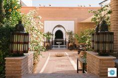Mamounia Marrakech (9) Mamounia Marrakech, Blog Voyage, Week End, Spas, Patio, Outdoor Decor, Home Decor, Beautiful Hotels, Terrace