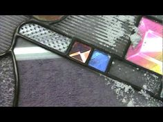 stained glass how to ideas sg19o polishing the panel