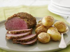 Roastbeef in Senfmarinade ist ein Rezept mit frischen Zutaten aus der Kategorie Rind. Probieren Sie dieses und weitere Rezepte von EAT SMARTER!