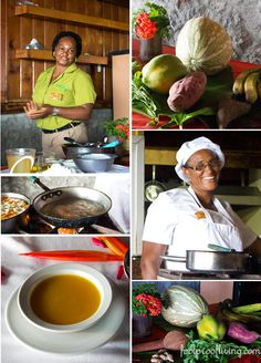 Meet with the amazing people and food of Dominica. #dominica #vacationinginthecaribbean #dominicanfood