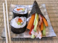 ... sushi | Asian Food | Pinterest | Sushi, Sushi Ideas and Vegan Sushi