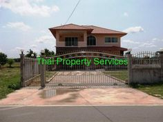 3 Bedroom House close to UdonThani Sakon Nakhon - Thailand Property Services