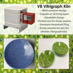 The multi-purpose kiln, sized perfectly for home studios, converts easily into the ultimate Vitrigraph Kiln! In stock early 2019 at Perth Art Glass Glass Supplies, Art Supplies, Kiln Formed Glass, Perth, Fused Glass, Glass Art, Household, Design, Products