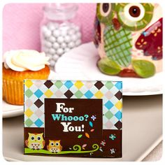 Favors4Everything.com - Adorable Owl Picture Frame (http://www.favors4everything.com/adorable-owl-picture-frame/)