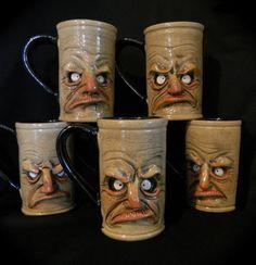 Evolved Grumpy Mugs by thebigduluth.deviantart.com on @deviantART