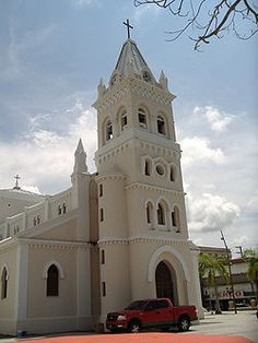 Where we got married and baptized our baby - Oldest Church in Puerto Rico | Humacao, Puerto Rico