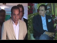 Dharmendra's Best Wishes on Dilip Kumar's 91st birthday.