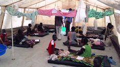 Mai 2014: Unterwegs mit Ärzte ohne Grenzen