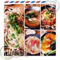 Okinawa food  Sticgo App: Lifestyle Stamp Set
