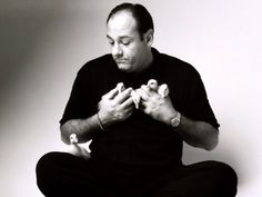 James Gandolfini - tremendous loss - R.I.P.