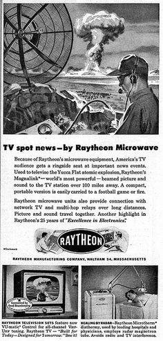 1953 ... atomic bomb TV show