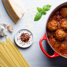 How to Make the World's Greatest Spaghetti and Meatballs