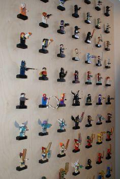 Lego Room, Lego Storage, Lego Worlds, Kids Decor, Home Decor, Apartment Interior Design, Kidsroom, Boy Room, Legos