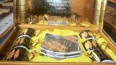 www.SophieLadyDeParis.etsy.com  YAMASEN 24 Kt Gilded Black and Orange #Leaves Design Japanese #Porcelain Coffee Cups. Unused. Gorgeous fall colors.Gorgeous Porcelain Coffee C... #antiquedecor #victorian #sophieladydeparis #homedecor #saucer #expresso