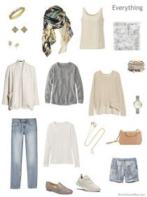 """Evaluating a Wardrobe: A Year of """"Paysage de Neige"""" by Pierre-Auguste Renoir - The Vivienne Files Capsule Wardrobe, Travel Wardrobe, Wardrobe Ideas, Pierre Auguste Renoir, Edouard Manet, Winter Wardrobe, Summer Wardrobe, Summer Minimalist, Minimalist Style"""