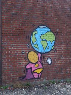 Jace#gouzou#LH#lehavre#streetart Tag Street Art, Street Art Graffiti, What To Draw, Urban Art, Cool Art, Sculptures, Doodles, Drawings, Pictures