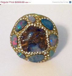 Hey, I found this really awesome Etsy listing at https://www.etsy.com/listing/163053143/summer-sale-boulder-and-fire-opal-and
