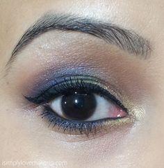 Traditional Engagement Makeup ~ I Simply Love Makeup | Indian Beauty Blog | Indian Makeup Blog | Review Tutorials | ISLM